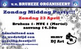 Zondag Middag Party 23-04-2017