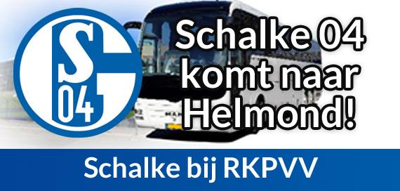 Schalke 04 bij RKPVV