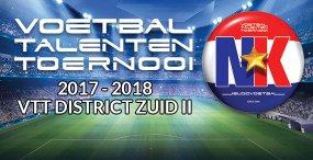 Voetbal Talententoernooi 2017 - 2018
